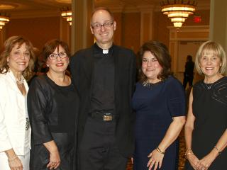 Alma Mater Award Luncheon, Jan. 16, 2015