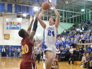 Basketball vs. Brother Martin, Jan. 20, 2015