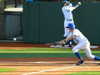 Baseball 2015: JHS (10) vs Vandebilt Catholic (0); John Ryan Stadium Season Opener; March 3
