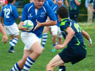 Rugby vs. Houma, April 11, 2015