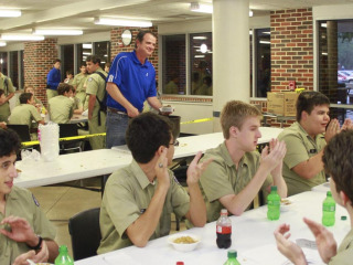 Senior Week 2015: Jambalaya Lunch , April 27, 2015