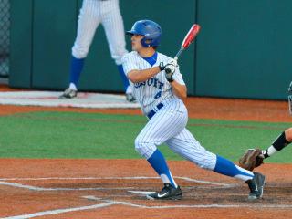 Baseball 2015: State Playoffs Class 5A, Regional Round Game 1; JHS (7) vs West Monroe (9); John Ryan Stadium, May 1
