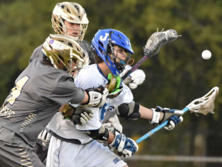 Lacrosse vs. Christian Brothers, March 23, 2016