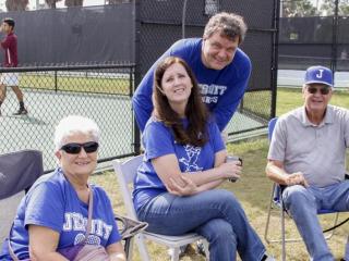 Tennis, Regional Tournament (Day 1), April 18, 2016