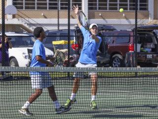 Tennis, State Championships, April 25-26, 2016