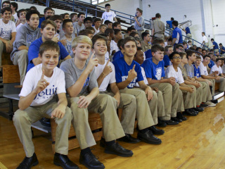 Welcome Week Thursday Pep Rally, Sept. 1, 2016