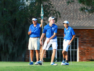 Golf 2016-17: Opening Dual Match of the New Season Against Rummel; Timberlane Country Club Golf Course, Tuesday, September 13