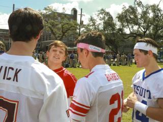 Senior Faculty Football Game, Oct. 6, 2016