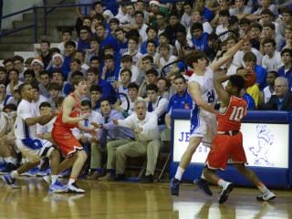 Basketball vs Catholic, Dec. 17, 2016