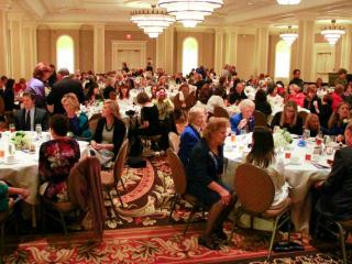 Alma Mater Award Luncheon, Nov. 14, 2013