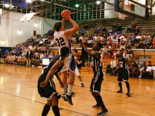 Basketball vs. Lusher, CYO Tournament, Dec. 4, 2013