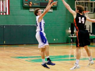 Basketball vs. Catholic, Newman Invitational, Dec. 10, 2013