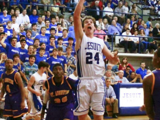 Basketball vs. St. Augustine, Feb. 18, 2014