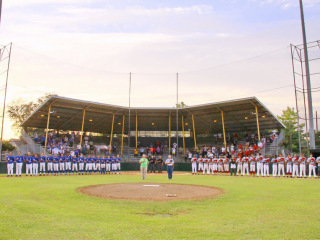 American Legion Baseball (State Tournament) Championship Game: Retif Oil (7) vs. Refuel (1), Wednesday, July 23, 2014
