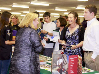 College Fair, Sept. 28, 2014